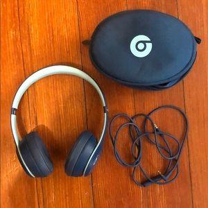 Beats by dre solo3 headphones